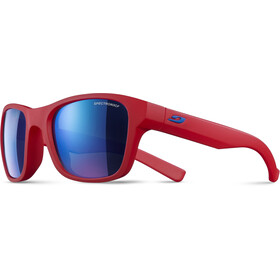 Julbo Junior 6-10Y Reach Spectron 3CF Sunglasses Red/Blue-Multilayer Blue
